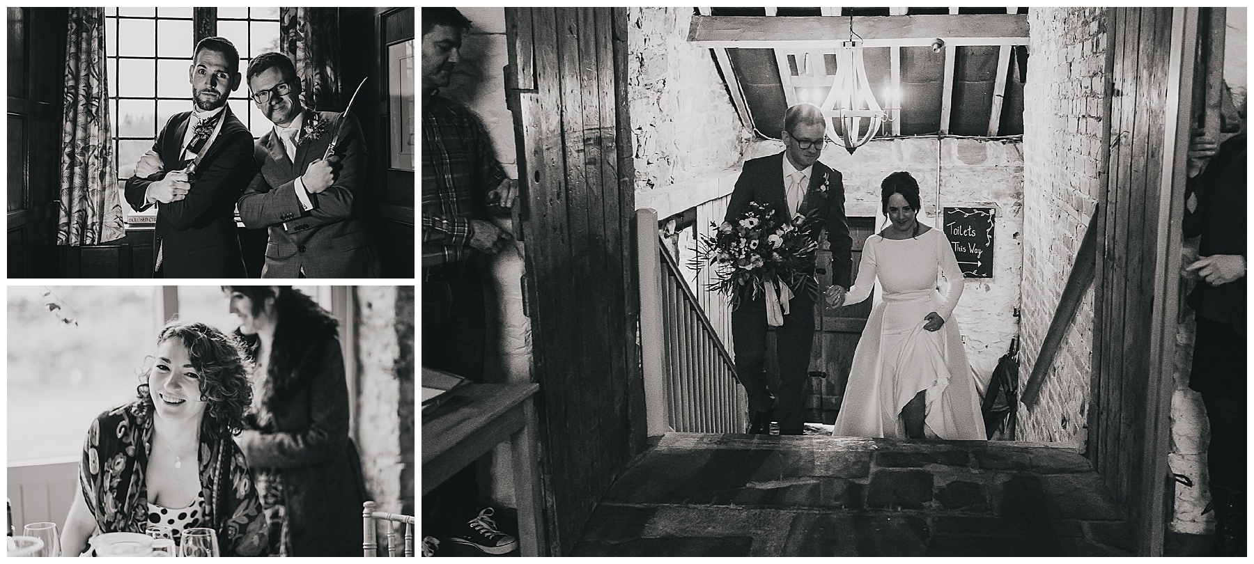 Askham Hall – An Elegant Winter Wedding