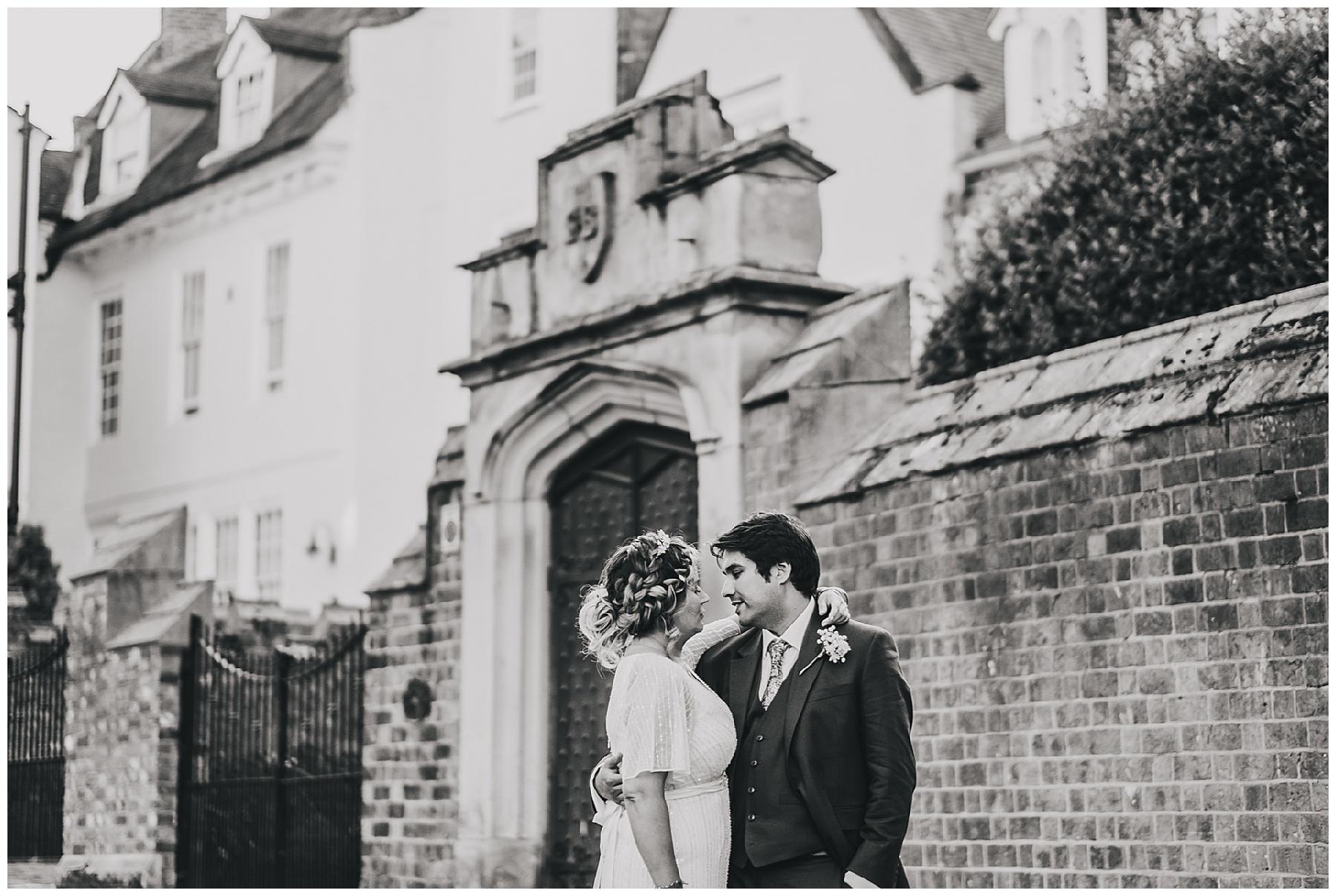 Boho Summer Wedding at Shrewsbury Castle