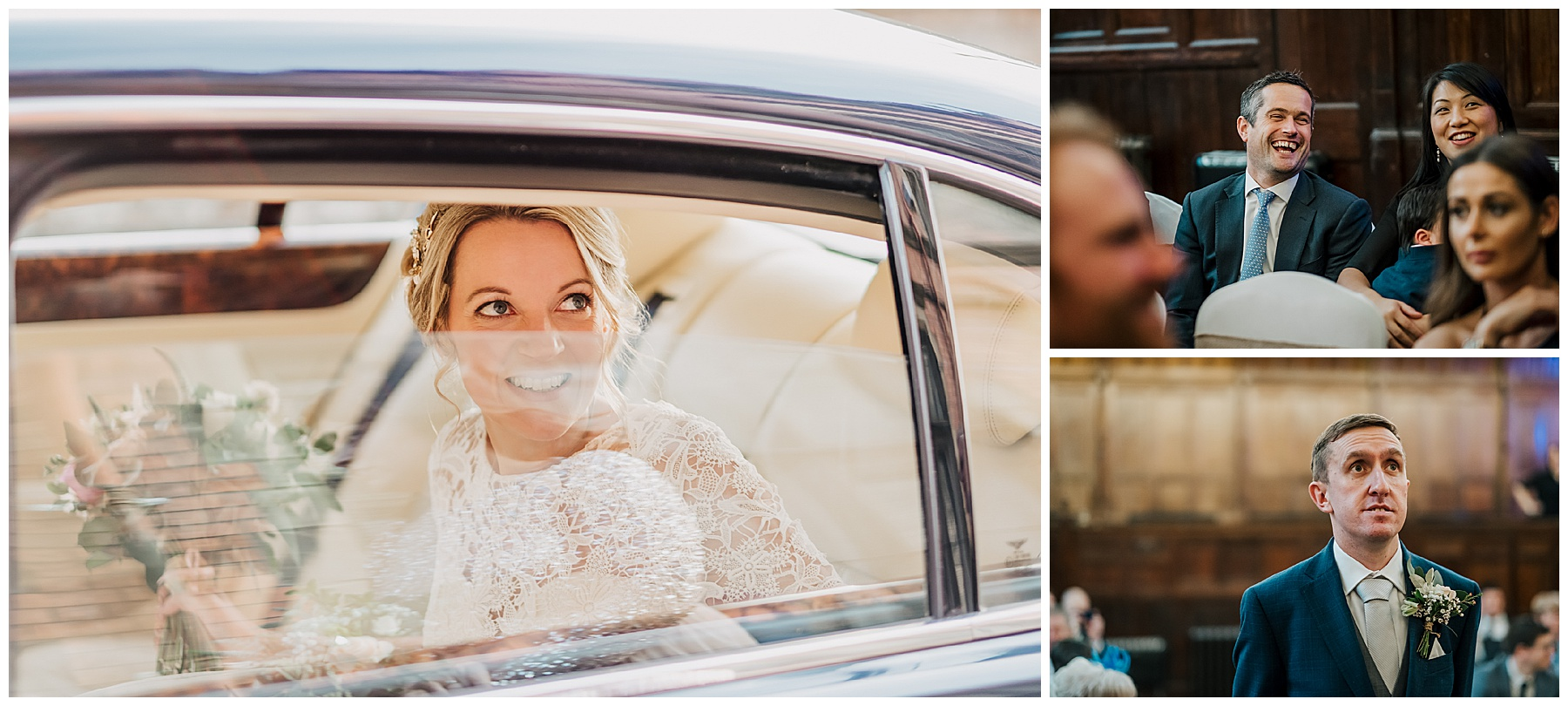 Vintage Town Wedding at The Old Courts