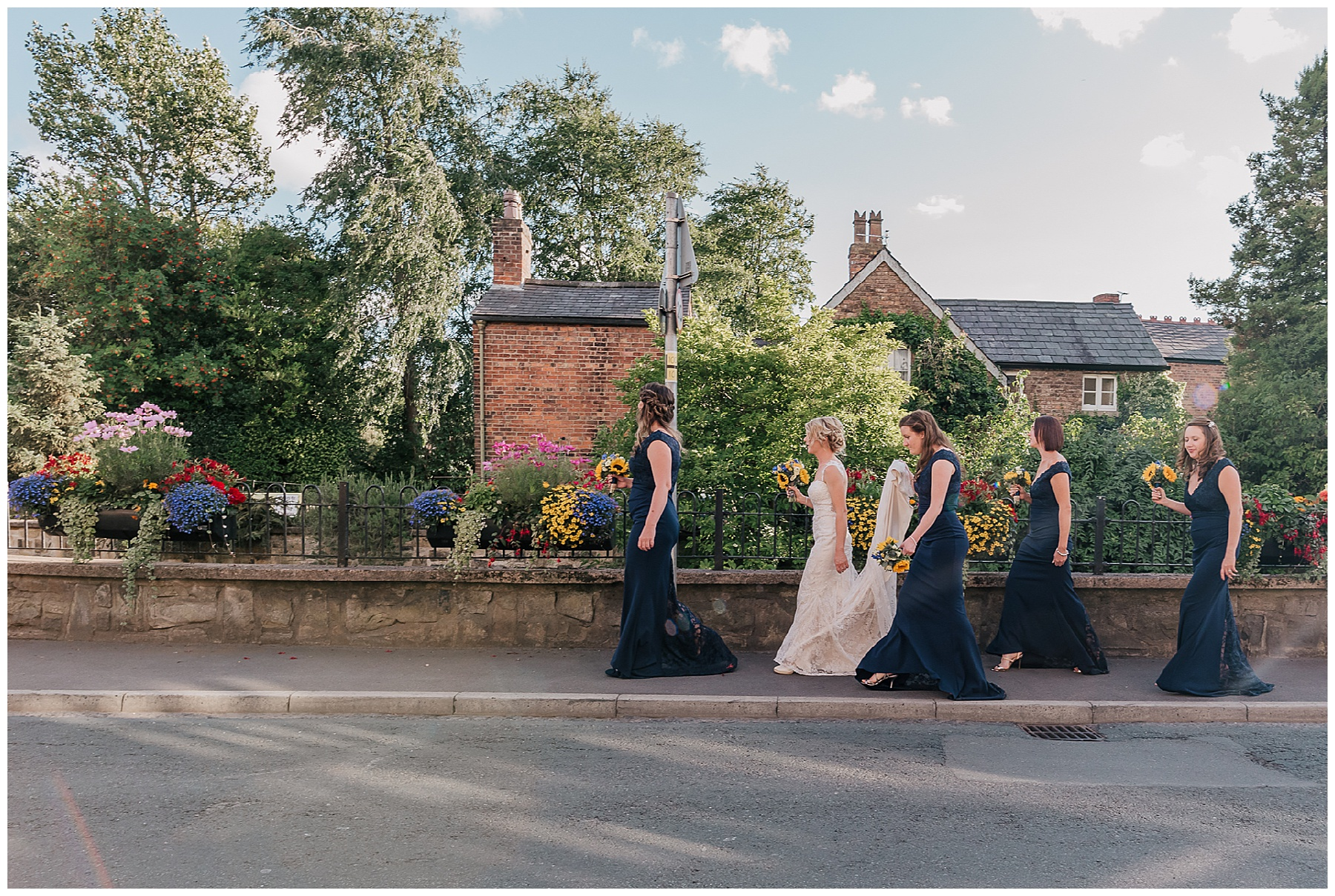 Astley Hall Countryside Wedding