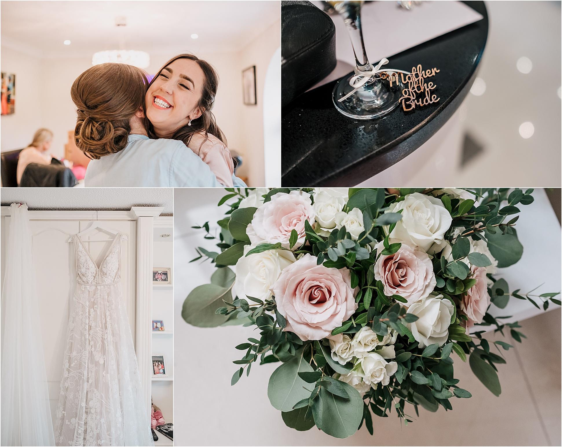 Leanne and Daniel – Rivington Hall Barn