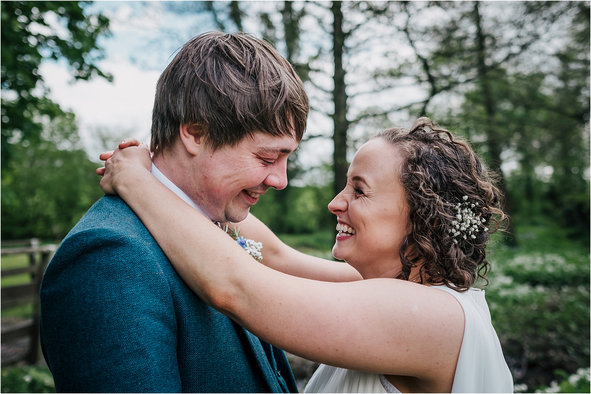 Ben and Ash – Tipi Wedding of awesomeness