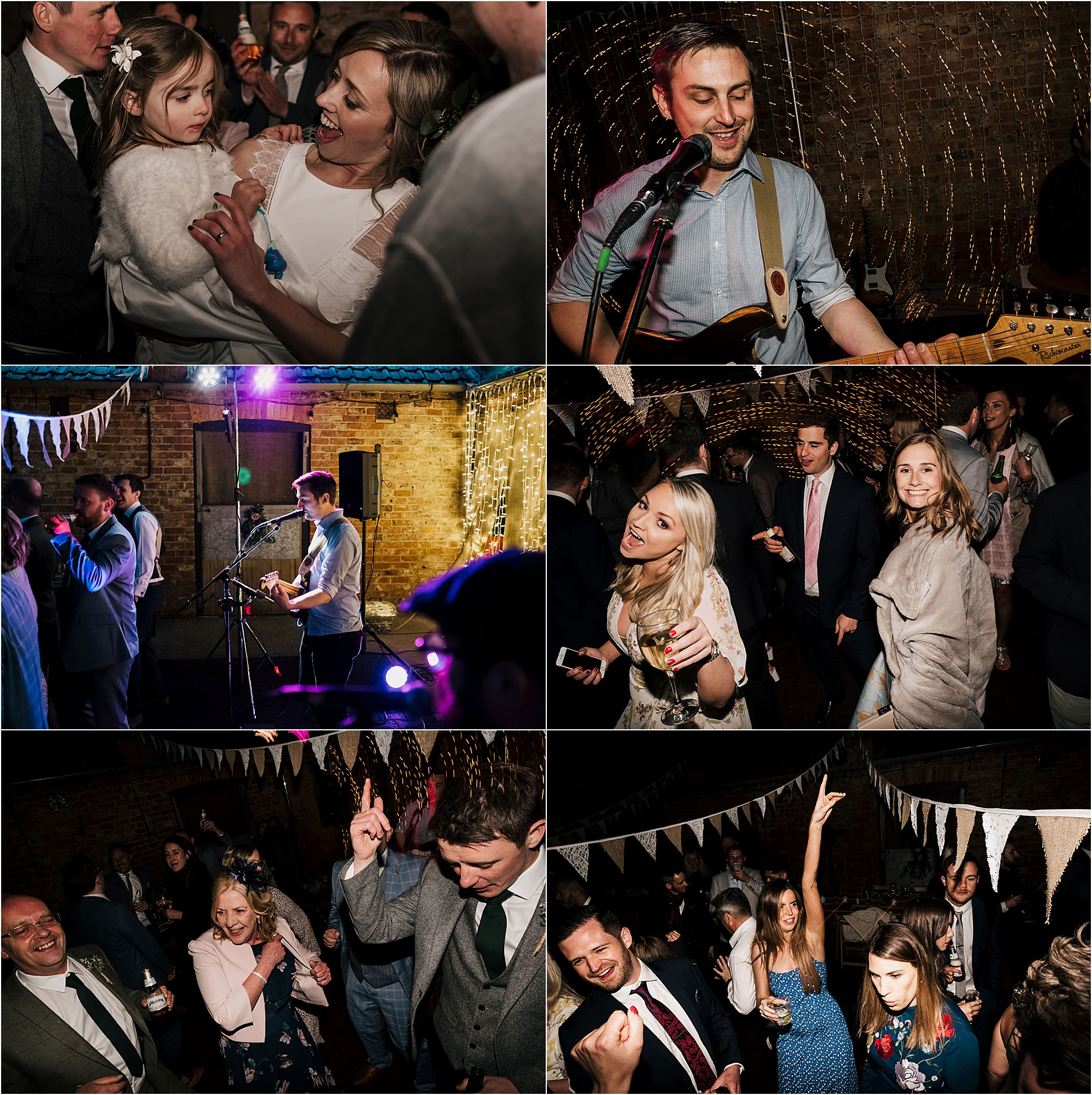 Lisa and Tom at Crayke Manor