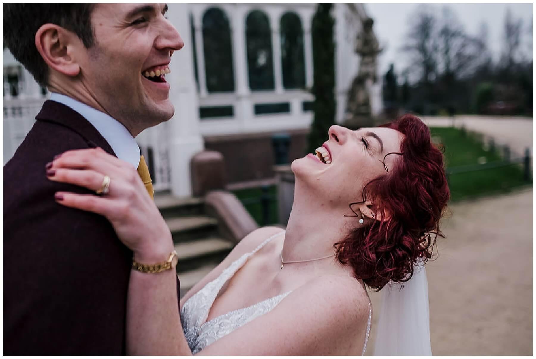 Siobhan and Gav – Beautiful Epic Winter Wedding at Sefton Palm House